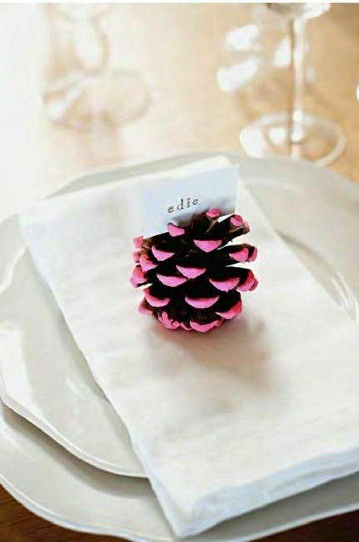 idee déco de table mariage pas cher, décoration mariage sur la table