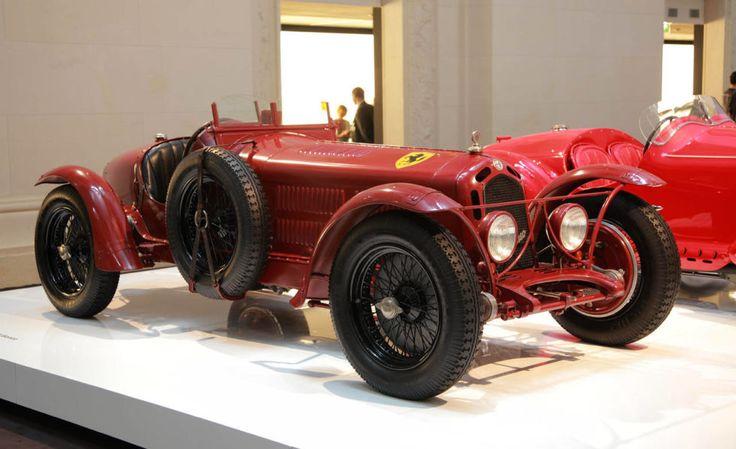La exclusiva colección de coches clásicos de Ralph Lauren | Retro Cars Spain alquiler de coches clasicos para bodas y eventos