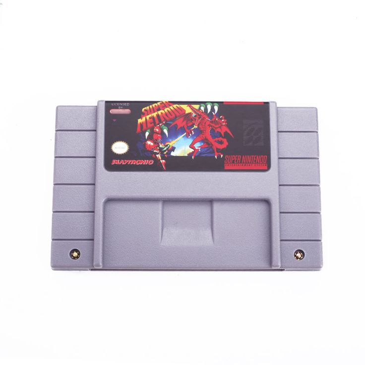 Super Metroid For Super Nintendo SNES Free Shipping! SFC US-Version Only #Unbranded