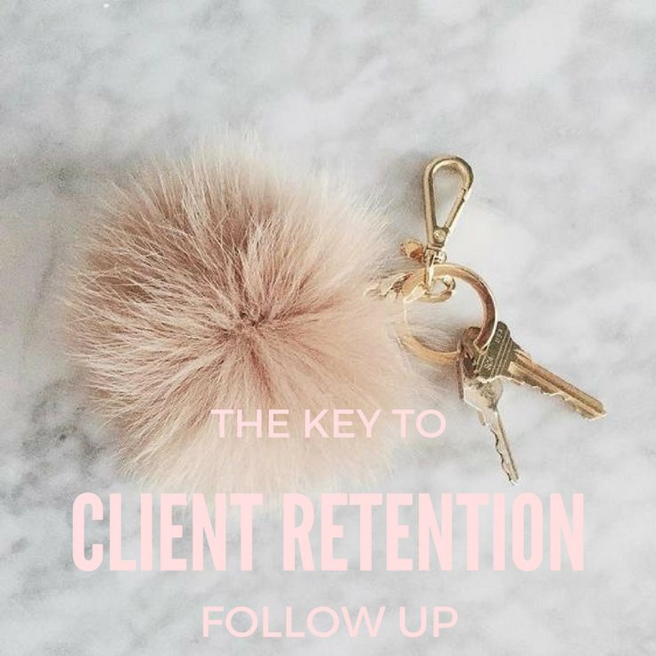 How do you convert more of those one-time only clients into regular guests? Get them connected! Not sure how to get connected, here are some ideas!