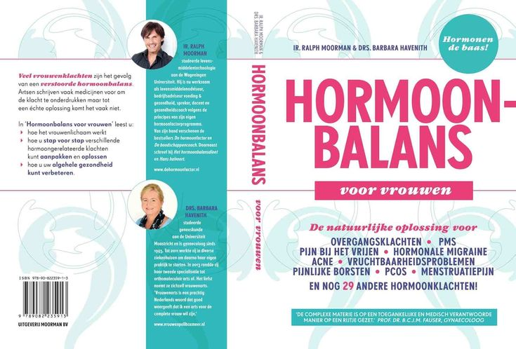 In het boek Hormoonbalans voor vrouwen neemt een arts én een lifestyle coach 38 veel voorkomende klachten en ziekten bij vrouwen onder de loep.