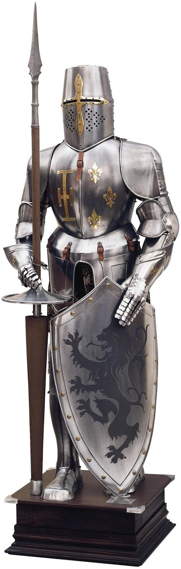 Image detail for -formal would be with sword and shield ... Medieval Knights Armor