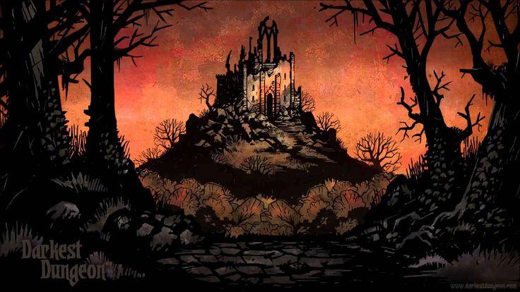 Good Combat Music Mix of the Darkest Dungeon OST, Dark & Evil Music, Fight / Battle Horror Music Mix