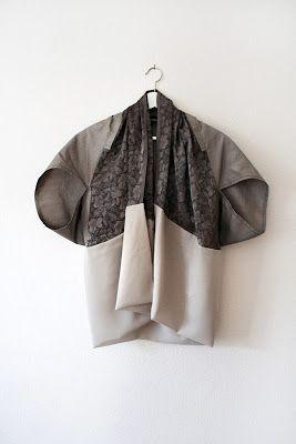 My new Jacket from Tamara Hauser www.xxyxyxx.blogspot.com