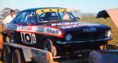 1:18 1973 JOHNSON / FORBES BATHURST XU-1 TORANA