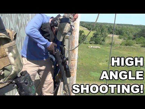 High Angle Shooting! Raidon Tactics Precision Rifle Course   TWANGnBANG·