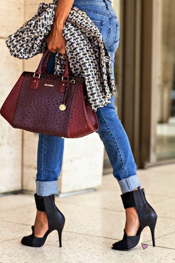 BRAHMIN HANDBAG  Bag seguici sulla nostra bacheca... diventa nostra fan...Bag Bags  Borse Luxury Moda donna fashion chic glamour