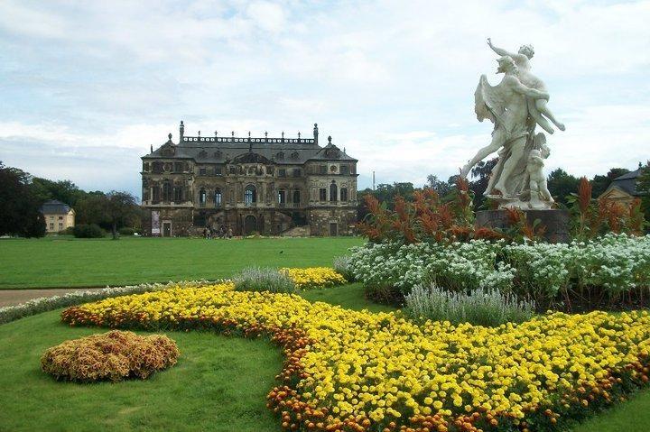 Palais Im Grossen Garten Dresden