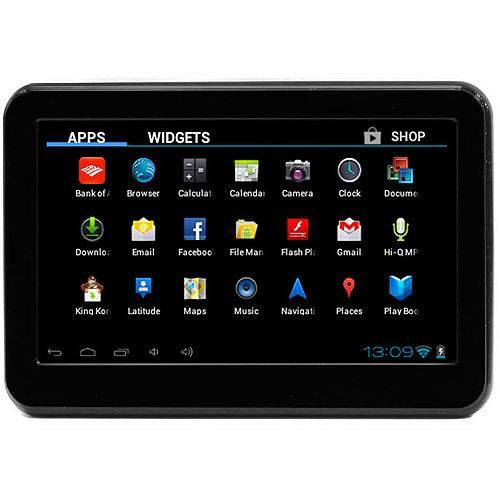 """Iview 4.3"""" Tablet with 8GB Memory - White"""
