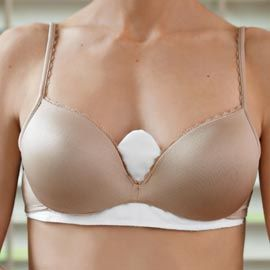 Pambra's Bra Liner No more heat rash – soft fabric keeps you cool and comfortable! Got dozens of 5-star reviews! I'm buying!!!