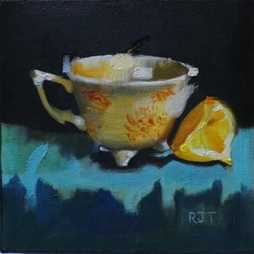 Lemon GreenTea: The Best Place to buy an original art piece