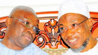 The Governor of Osun Rauf Aregbesola on Tuesday advised the Governor of Ekiti Ayodele Fayose to face the reality of the death of Peoples Democratic Party as a political party.   Mr. Aregbesola said while he was not asking the governor to abandon the opposition PDP against his wish he would only advise him to join hands with a political party that would give hope to the people of Nigeria.  He also charged the Ekiti State governor to direct his energy towards bringing human and physical…