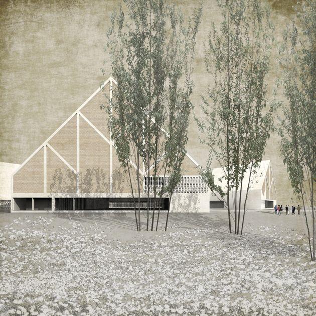 2013| School in Riaz : TEd'A arquitectes