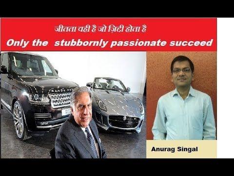 जीतता वही है जो ज़िद्दी होता है   Only the  stubbornly passionate succeed