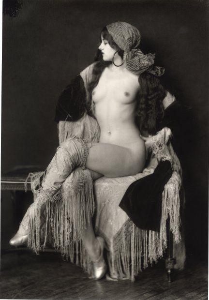Alfred Cheney Johnston, Ziegfeld girl Virginia Biddle