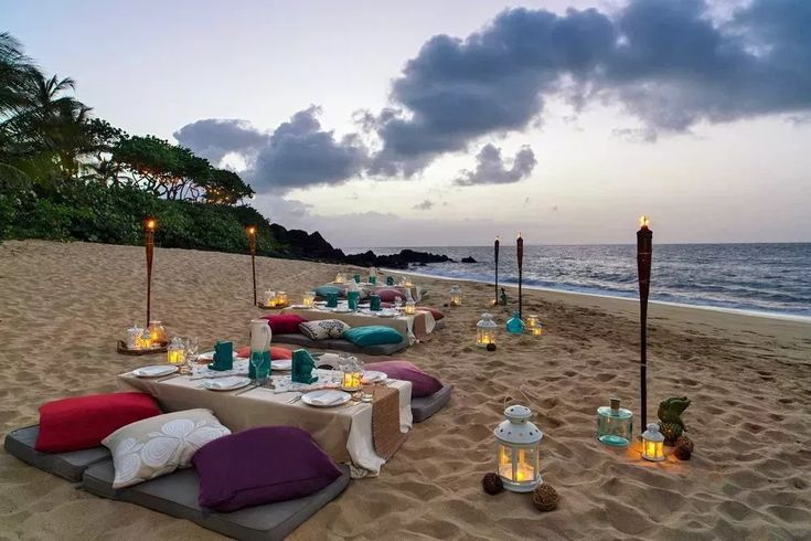 10 Wedding Venues with Private Beaches | Beach Wedding Locations | Best Places for a Beach Wedding | W Retreat and Spa Vieques Island