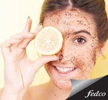 Un exfoliación después de las vacaciones, ayuda a eliminar las impurezas de la piel.  www.fedco.com.co