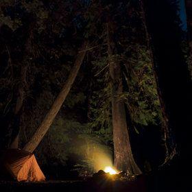 Night camping #KEEN #take10