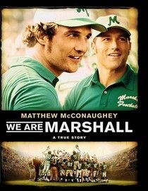 After a plane crash takes the lives of most of Marshall University's football team, new coach Jack Lengyel must rally the surviving players & a grieving community to victory in this drama based on actual events. Cast: Matthew Fox, Matthew McConaughey, David Strathairn, Anthony Mackie, Ian McShane, Kate Mara, January Jones, Kimberly Williams-Paisley, Robert Patrick, Brian Geraghty, Tommy Cresswell, Nina Jones 2006