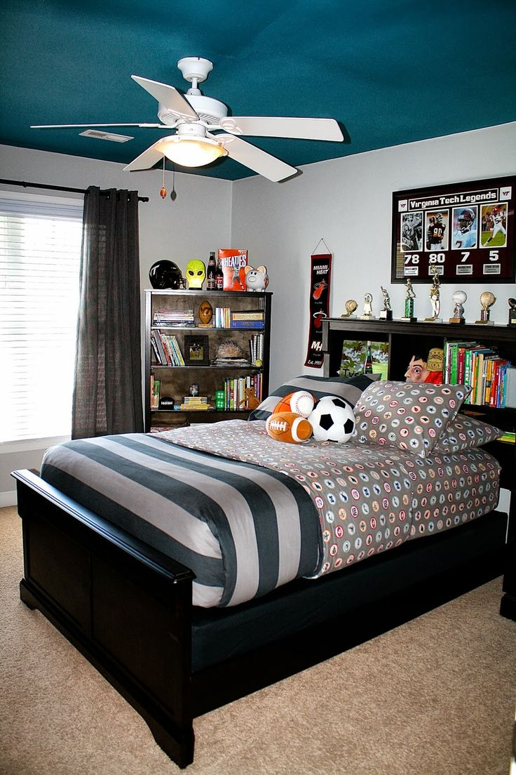 Best Teenage Boy Rooms Images On Pinterest Bedroom Ideas
