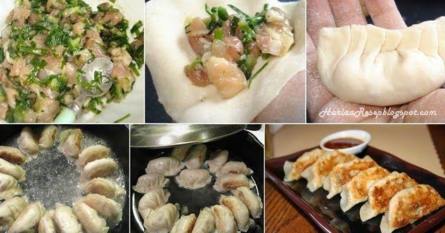 Resep Gyoza Ayam Udang Pan Fried Dumpling Ala Jepang Dan Cara Membuat Gyoza Panggang Lengkap Olahan Resep Gyoza Kukus Dan Kulit Gyoza G Pangsit Resep Makanan