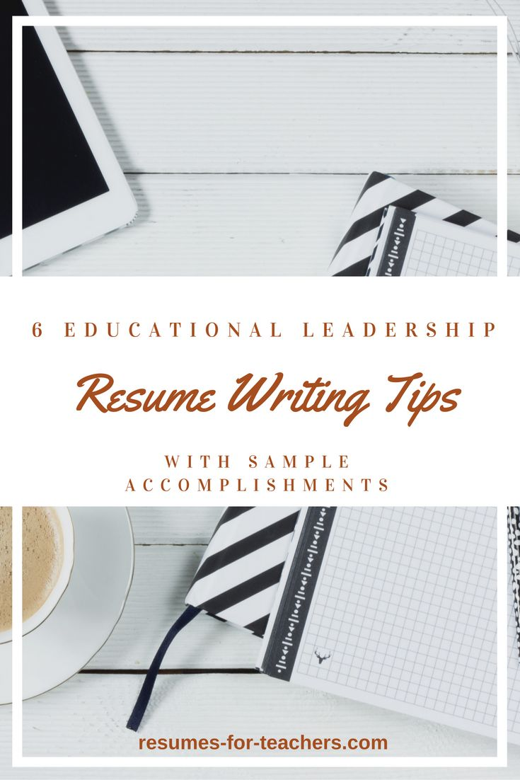 It is imperative you submit an exceptional educational leadership resume or curriculum vitae CV when applying for an administrative position in the world of academia.