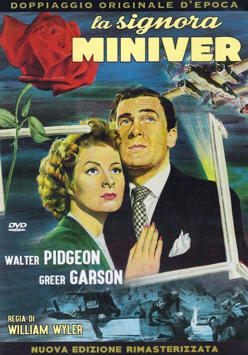 Mrs. Miniver (1942) Full Movie Streaming HD