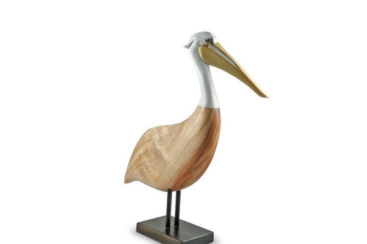 Pelican Resting   Australian Woodwork