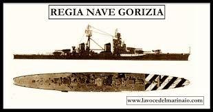 Risultati immagini per medaglia regio incrociatore gorizia