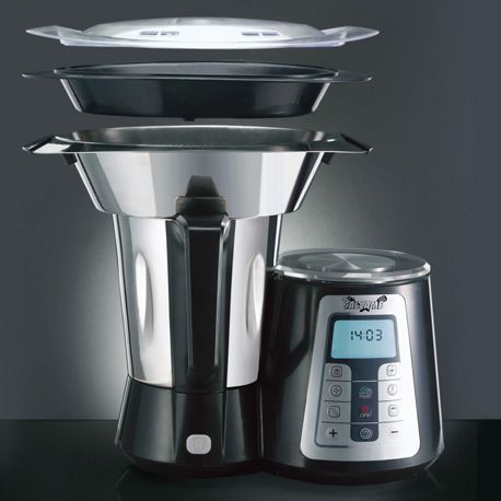 33 best images about robot de cocina on pinterest amigos - Comparativa thermomix y mycook ...