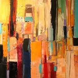 Gallery - paintings in mixed media