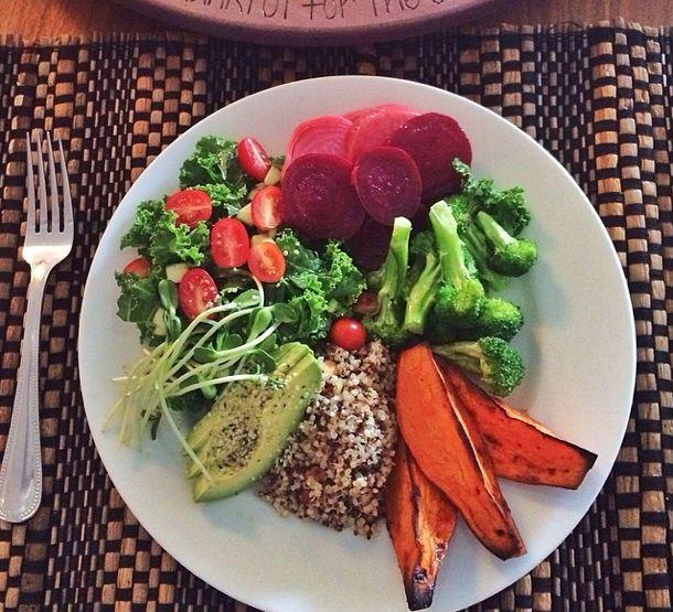 Gisele Bundchen's Favorite Spring Salad— get the recipe!