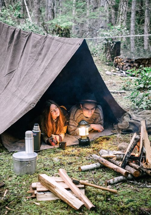 camping in maine