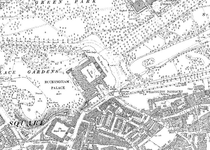 Old-Maps - the online repository of historic maps