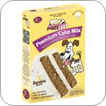 Puppy Cake Organic Banana Cake Mix & Frosting