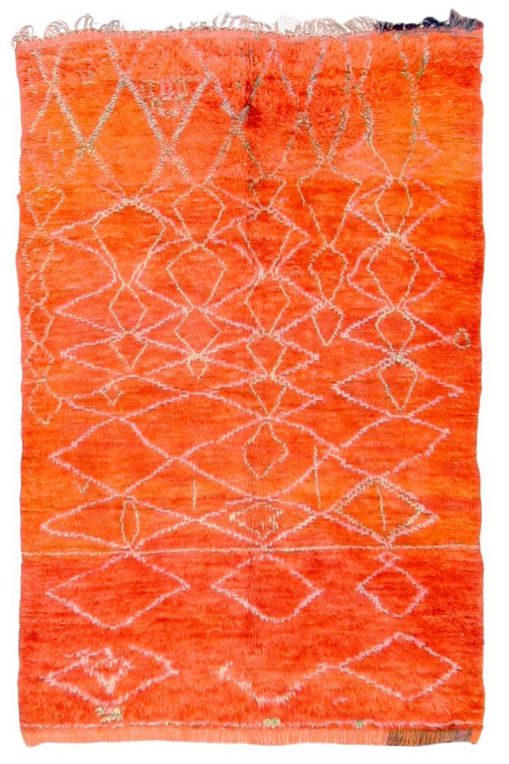 Moroccan Vintage Rugs | Walk over | Pinterest | Moroccan