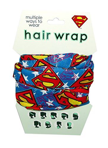 Spoontiques Superman Hair Wrap * Check out this great product.Note:It is affiliate link to Amazon.
