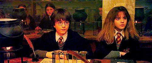 This was you in every class, from elementary school to college. | 23 Signs You Are Hermione Granger
