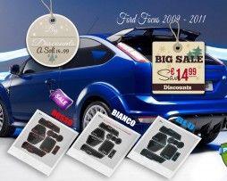 www.shoppingoneline.it  TAPPETINI AUTO INTERNI IN GOMMA PER FORD FOCUS DAL 2009 AL 2011.  I colori disponibili per i tappetini auto interni in gomma per Ford Focus sono:   ROSSO  BLU  BIANCO                               ( IN ASSENZA DI LUCE IL COLORE BIANCO DIVENTA FLUORESCENTE )   IL KIT DEI TAPPETINI AUTO COMPRENDE 7 PEZZI COME DA FOTO.  I PRODOTTI SONO NUOVI IN SCATOLA .  http://shoppingoneline.it/shop/tappetini-auto-interni-in-gomma/