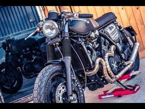 V Max Muscle by Moto Design Custom