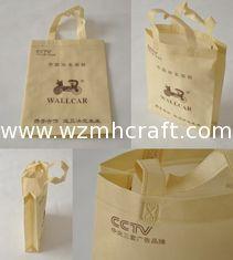 China sell non woven ultrasonic bag non woven bag non woven shopping bag supplier