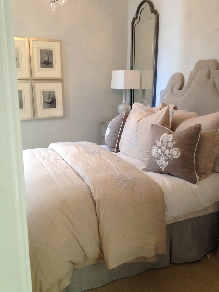 28 best lin pour l 39 autre images on pinterest bedding for Tall bedroom mirror