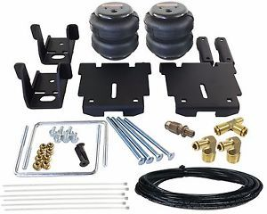 a tow assist over load no drill level kit 2007 2017 chevy 1500 air bag suspension