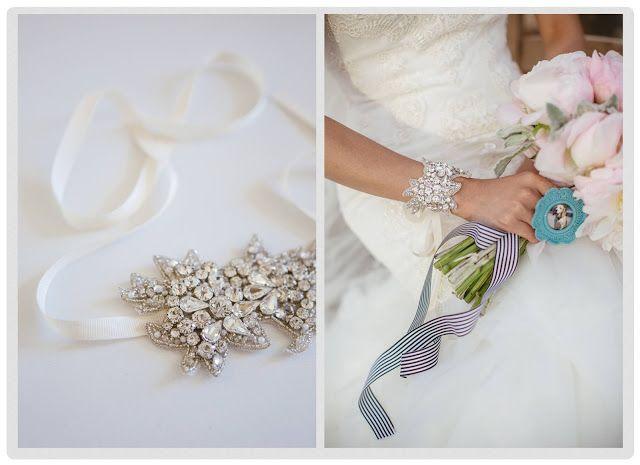 Mia Loves Pretty: DIY Wedding Arm Candy