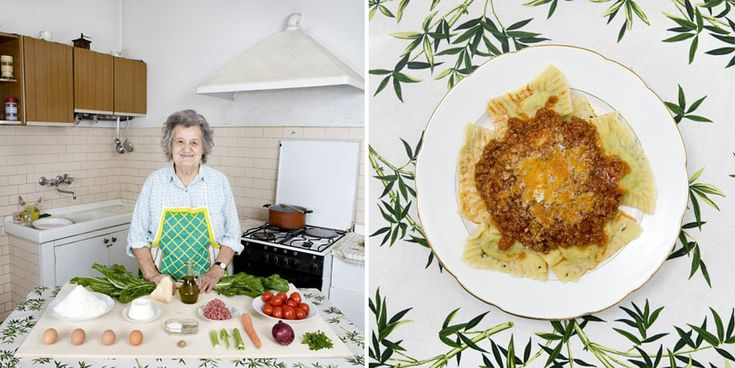 Portraits of Grandmothers and Their Cuisine From Around the World | DeMilked