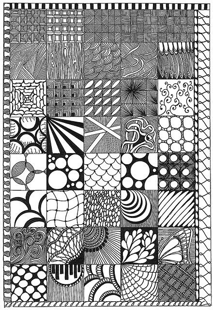 169 best images about art ideas : zentangles on Pinterest