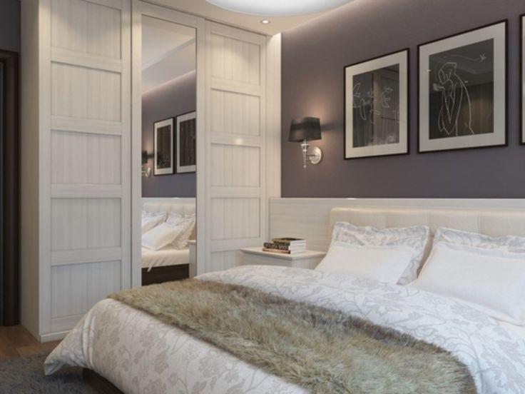 дизайн спальни кровать у окна хрущевка: 18 тыс изображений найдено в Яндекс.Картинках