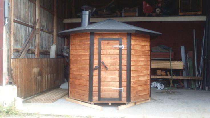 vildmarks bastu woodfierd sauna