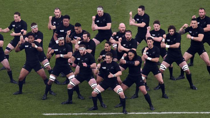 VIDEO - Pour la finale, les All Blacks ne pouvaient pas faire autre chose que le Kapa o Pango - Coupe du monde 2015 - Rugby - Rugbyrama