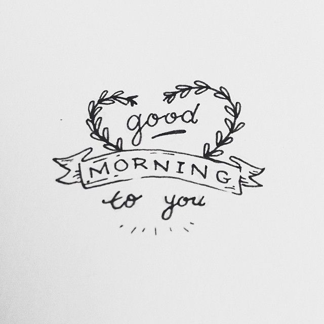 Good Morning Sunshine Letter : Best good morning ideas only on pinterest
